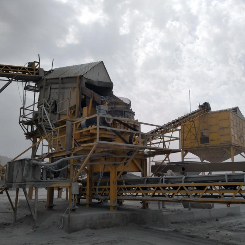 Symons four quarter (4.25) STD and SHHD wear Parts with Chinese Jaw crusher Plates to Preman Quarry ,Saudi Arabia