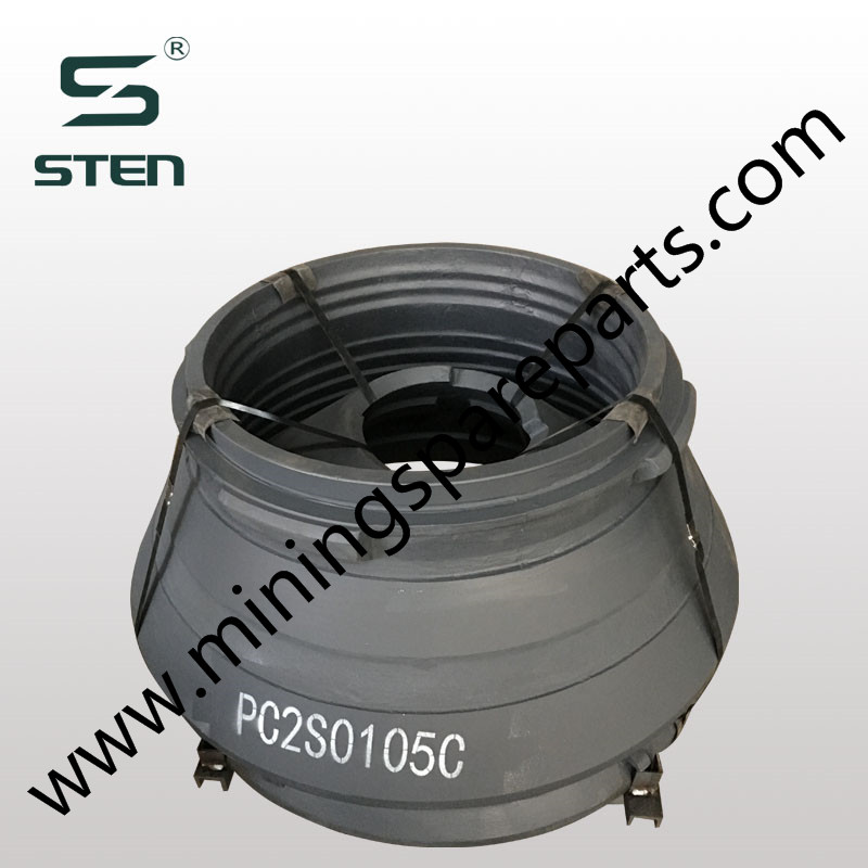 Taiwan Chyi Meang CMC PS2S,PC2S Cone Crusher spare parts